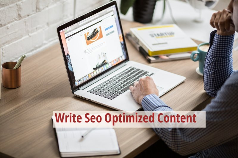 6 Steps Helps You Write SEO Optimized Content For Blog Posts