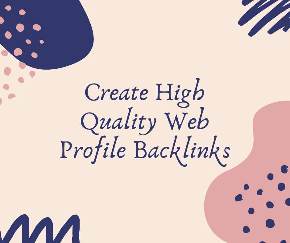 Top 30 High Quality Web Profile Creation Sites List