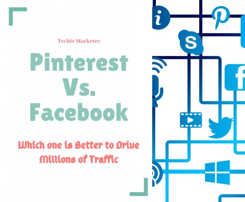 Pinterest Vs. Facebook Data