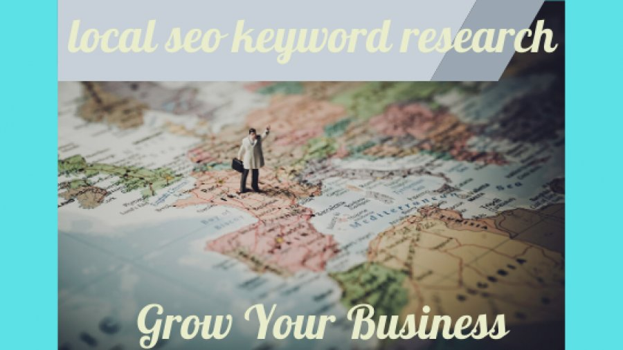local seo keyword research