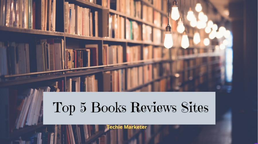 Top 5 Books Reviews Sites Best for Beginners
