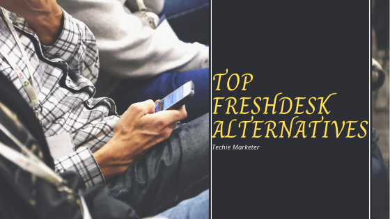 Top Freshdesk Alternatives