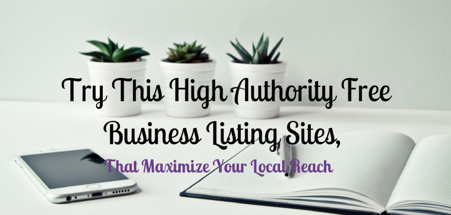 Free Business Listing Websites for Every Business