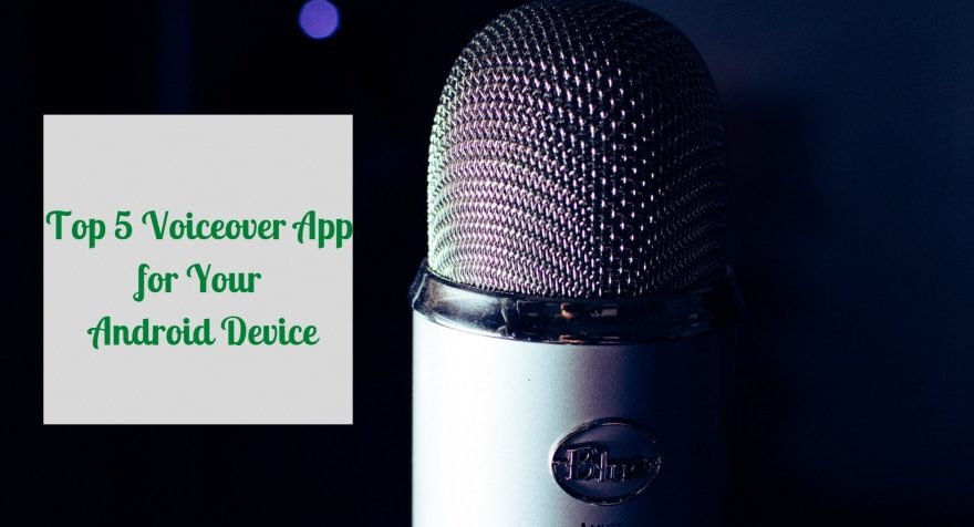 Free Voiceover App