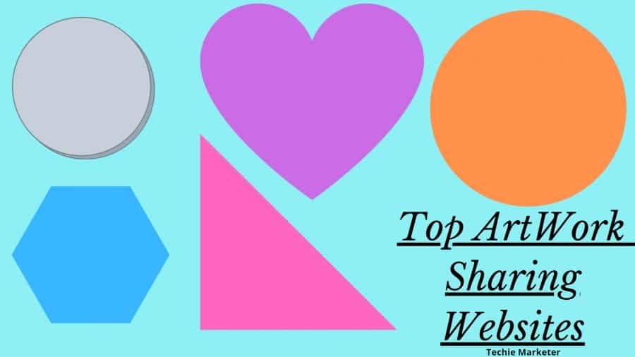 Best 14 Art Sharing Websites to Showcase Online Work