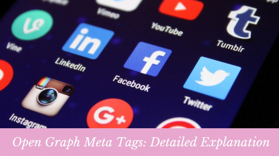 Open Graph Meta Tags: Why You Need for Your Website