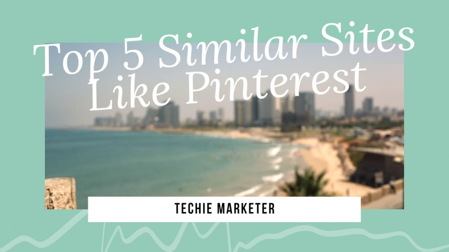 Top Sites Like Pinterest for Creators and Photographers
