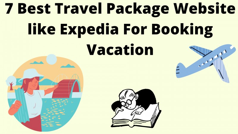 Website like Expedia